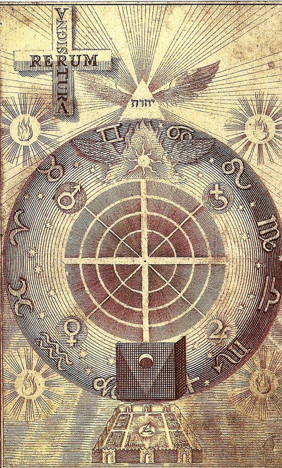 symbol of the universal cross