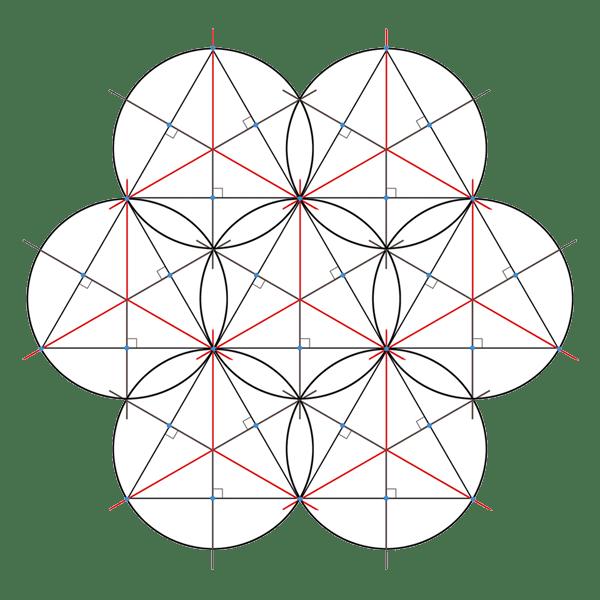 triangular tiling
