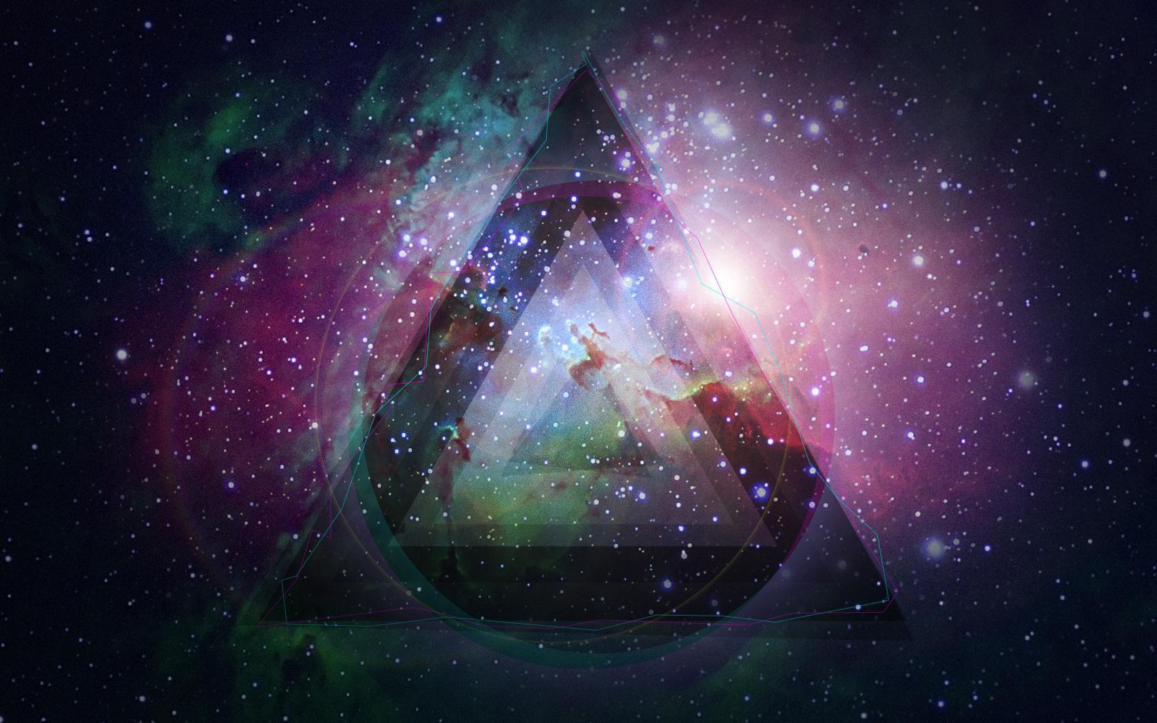 symbolism of triangle